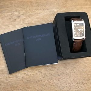 Emporio Armani Classic Ar1606 Men's Watch